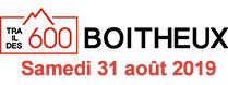 Trail des 600 Boitheux 2019